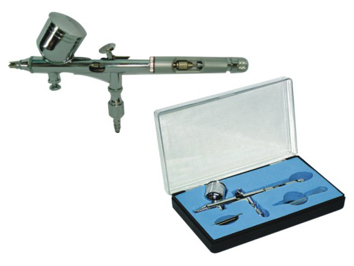 HS-203 Dual Action Airbrush
