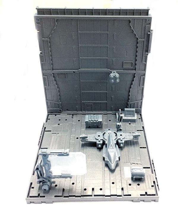 [CG] Gundam Machine Nest Type I