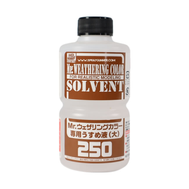 Mr. Hobby - Mr.Weathering Color Thinner (250ml)