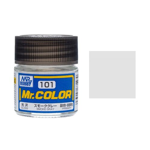 Mr. Hobby-Mr. Color-C101 Smoke Gray Gloss (10ml)