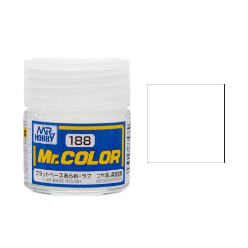 Mr. Hobby-Mr. Color-C188 Flat Base Rough (10ml)