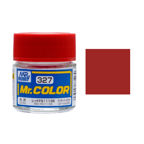 Mr. Hobby-Mr. Color-C327 Red FS11136 Gloss (10ml)