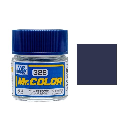 Mr. Hobby-Mr. Color-C328 Blue FS15050 Gloss (10ml)