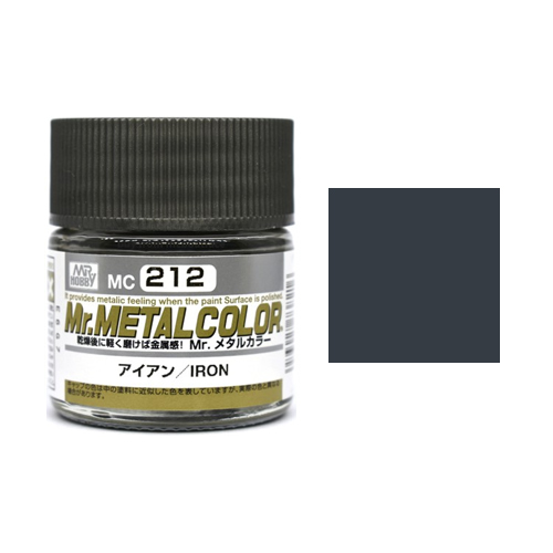 Mr. Hobby-Mr. Color-MC212 Iron (10ml)