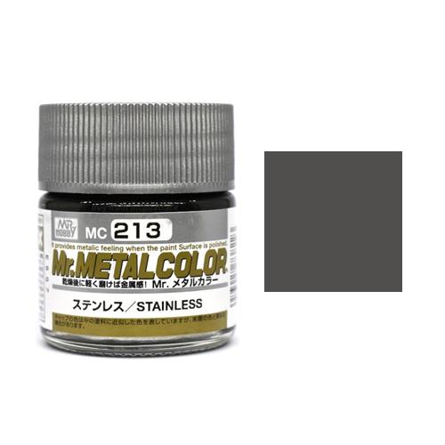 Mr. Hobby-Mr. Color-MC213 Stainless Rostereistanl (10ml)
