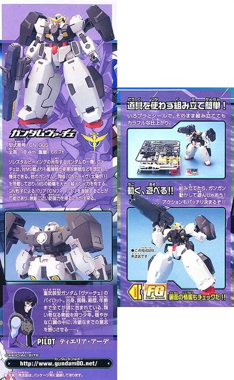 FG 1/144 Gundam Virtue