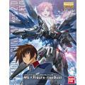 MG 1/100 Freedom Gundam Ver.2.0 & Figure-rise Bust Kira Yamato [Dramatic Comabination]