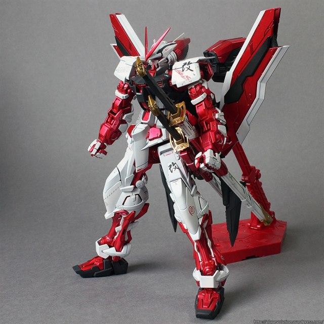 MG 1/100 Gundam Astray Red Frame Kai
