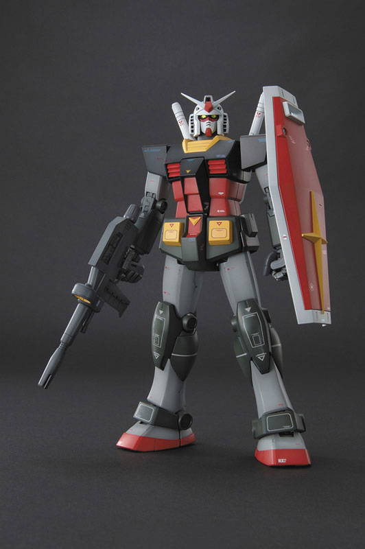 MG 1/100 G Armor Real Type Color