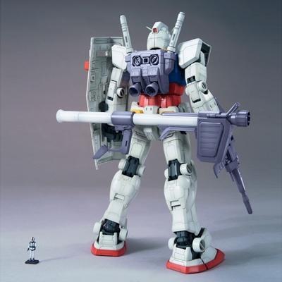 MG 1/100 RX-78-2 Gundam Ver.O.Y.W 0079 Animetion Color