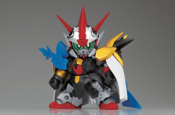 [378] Legend BB Devil Dragon Blade Zero Gundam (SD)