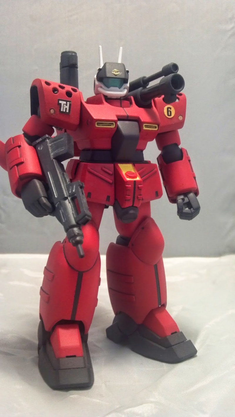 [044] HGUC 1/144 RX-77D Guncannon Mass Production Type