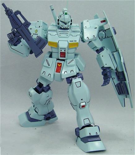 MG 1/100 RGM-79N GM Custom