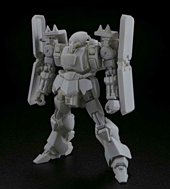 [183] HGUC 1/144 Schuzrum Galluss