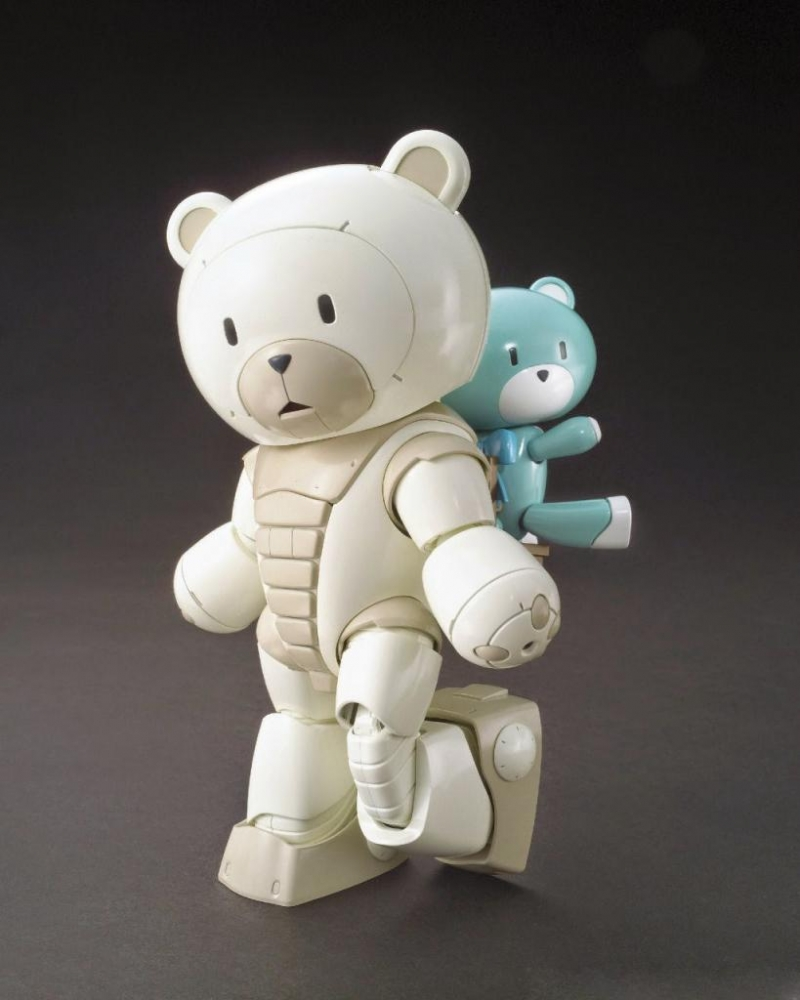 [022] HGBF 1/144 Beargguy F [Family]