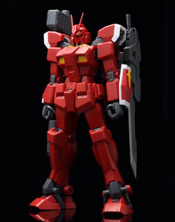 MG 1/100 Gundam Amazing Red Warrior