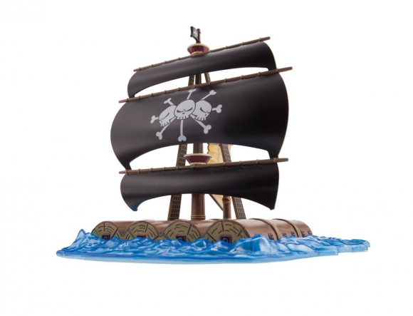 ONE PIECE [11] Marshall D. Teach Pirate Ship