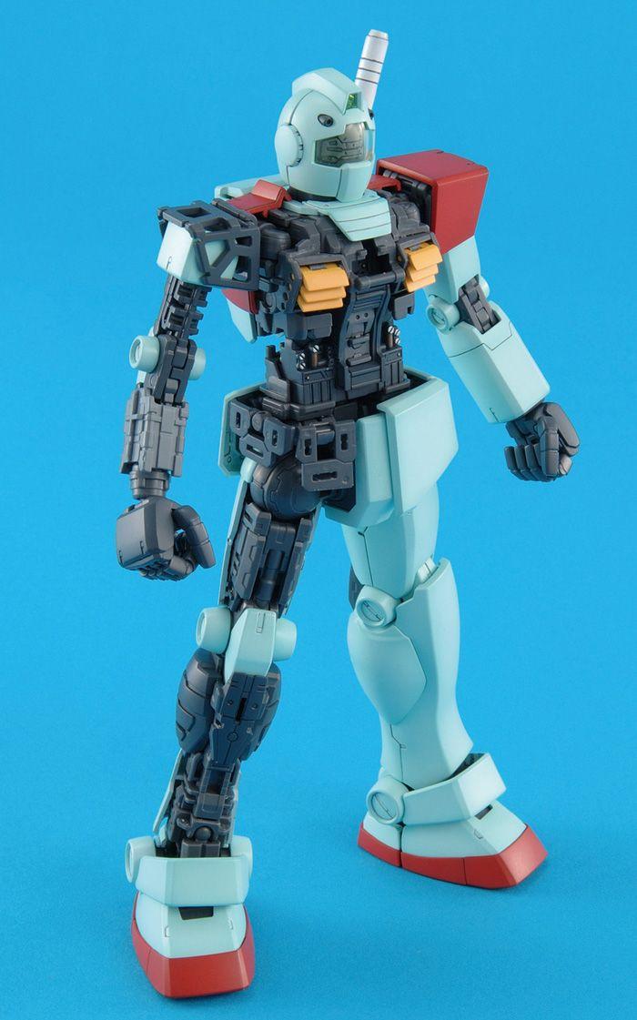 RGM-79 GM Ver 2.0 GUNPLA MG Master Grade Gundam 1//100 BANDAI