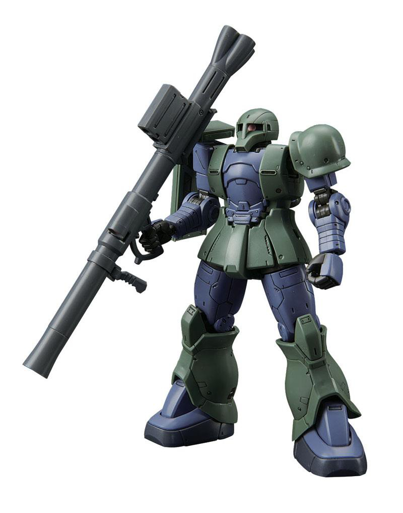 [009] HG ORIGIN 1/144 Zaku I (Denim/Slender)