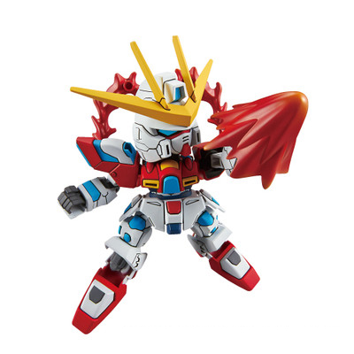 SD Ex-Standard Try Burning Gundam