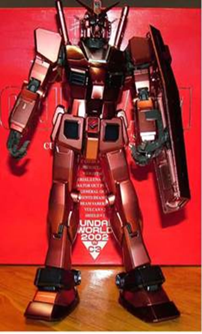 best sneakers 4567b 17522 Limited Production] PG 1/60 RX-78/C.A Casval Gundam | Bandai ...