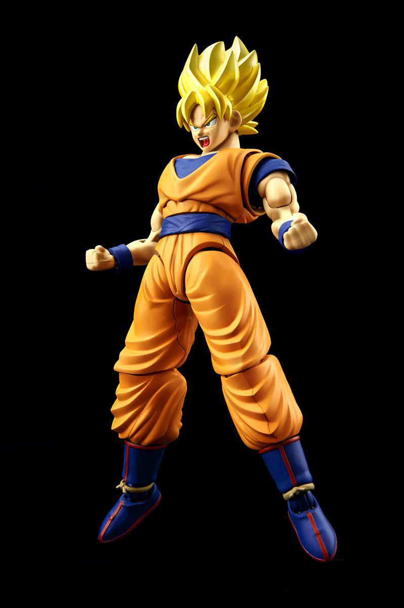 [Figure Rise Standard] Dragon Ball Z Super Saiyan Son Goku
