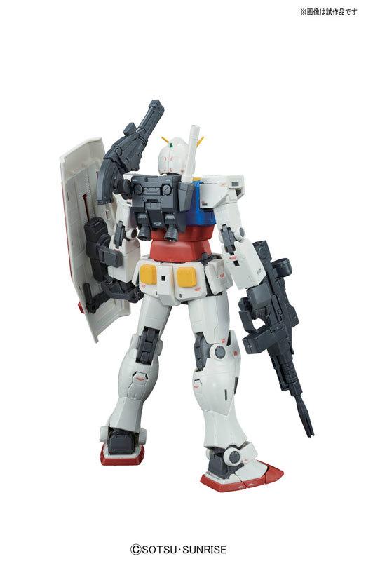 MG 1/100 RX-78-2 Gundam The Origin (Special Edition)