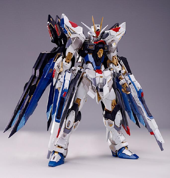 Bandai Metal Build Strike Freedom Gundam