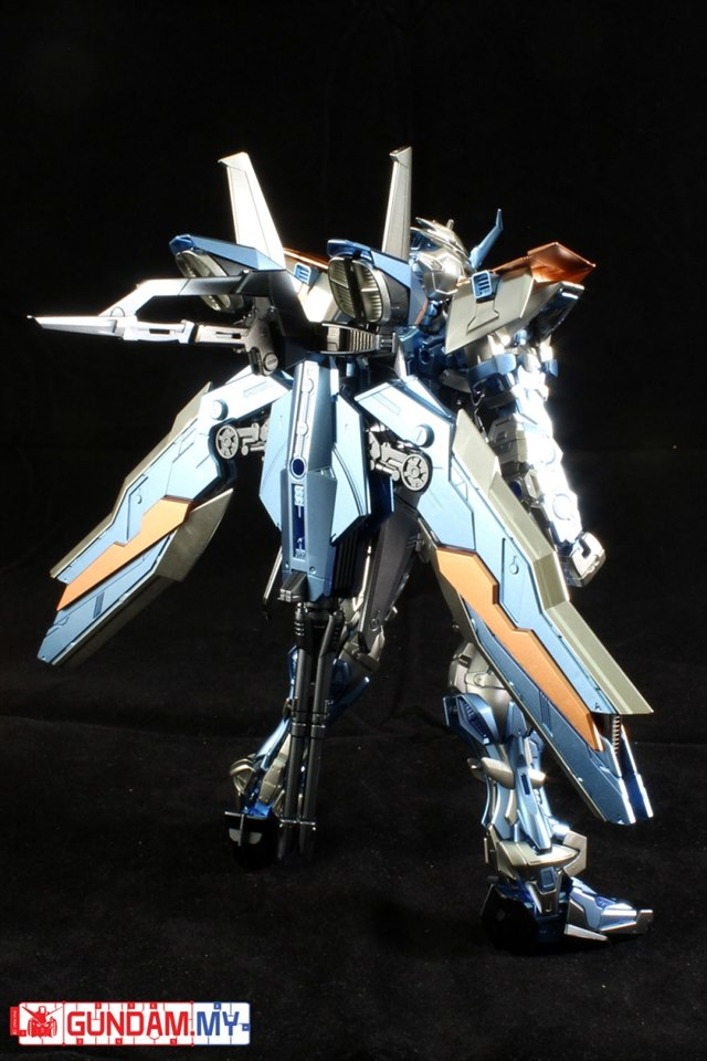 Special Coating Mg 1 100 Gundam Astray Blue Frame Second Revise