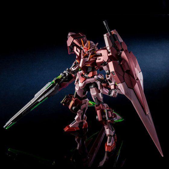 Mg 1 100 00 Gundam Seven Sword G Trans Am Mode Special