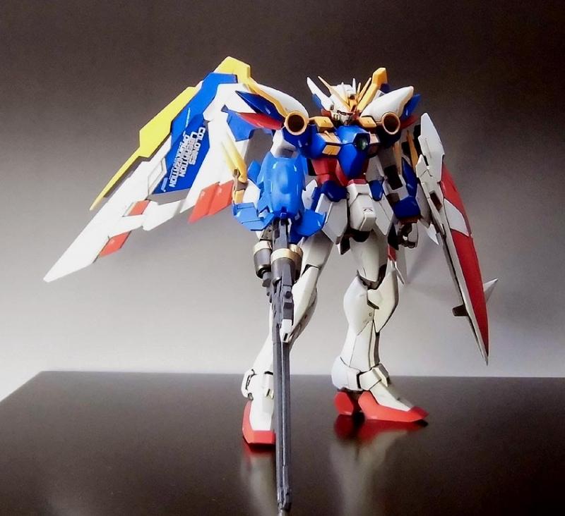 MG 1/100 Wing Gundam EW Ver.Ka