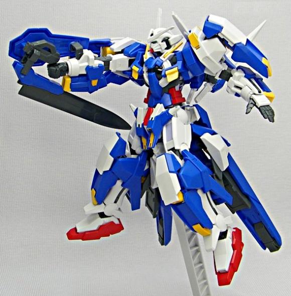 gundam exia hg - 580×590