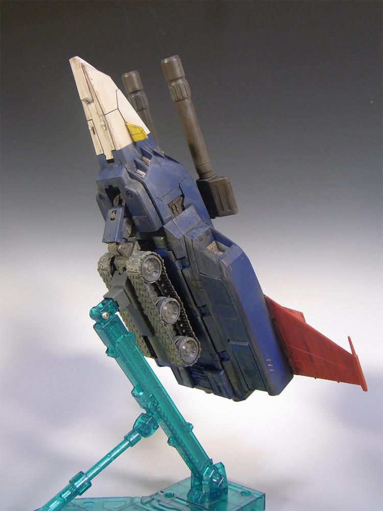 MG 1/100 G Fighter (Operation V Model For Gundam Ver.2.0)