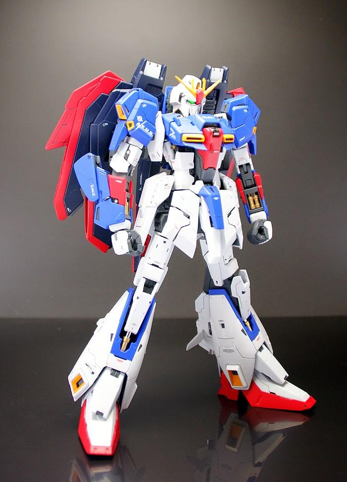 MG 1/100 Zeta Gundam Ver.2.0