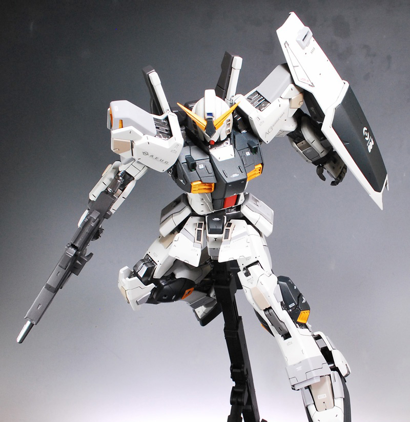 MG 1/100 Gundam MK-II Ver.2.0 (A.E.U.G)