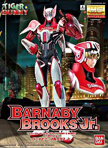 Tiger And Bunny: Barnaby Brooks Jr.