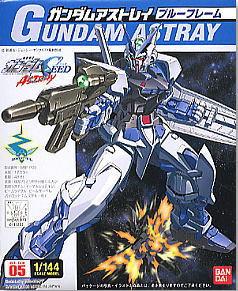 [05] FG 1/144 Gundam Astray Blue Frame