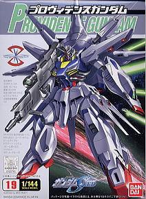 [19] FG 1/144 Providence Gundam