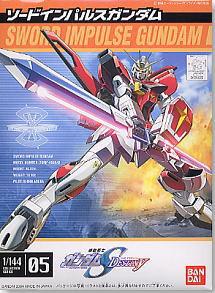 [05] Sword Impulse Gundam