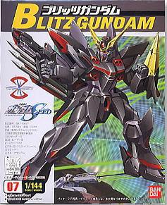 [07] FG 1/144 Blitz Gundam