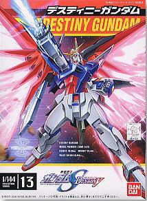 [13] Destiny Gundam