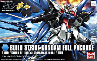 [001] Build Strike Gundam Full Package (HGBF)
