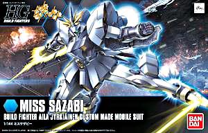 [012] Miss Sazabi (HGBF)