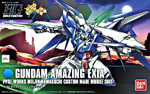 [016] Gundam Amazing Exia (HGBF)
