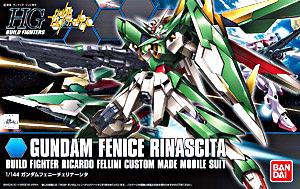 [017] 1/144 Gundam Fenice Rinascita (HGBF)