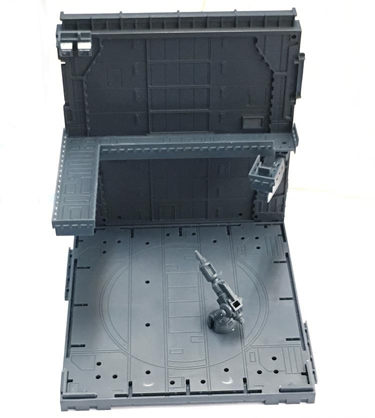 [CG] Gundam Machine Nest Type J