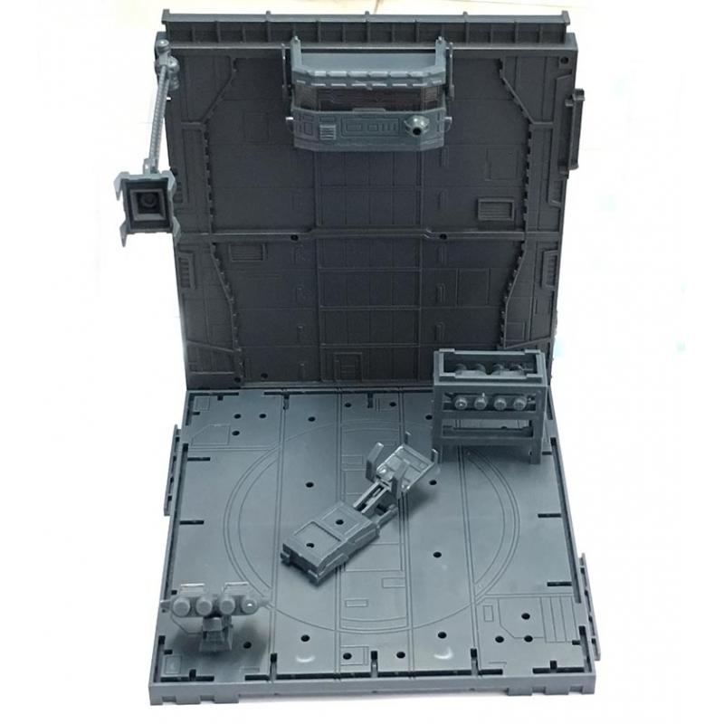[CG] Gundam Machine Nest Type K