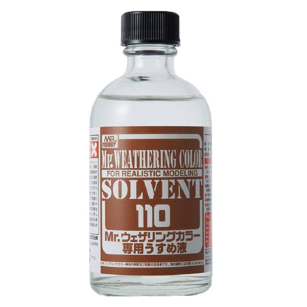 Mr. Hobby - Mr.Weathering Color Thinner (110ml)
