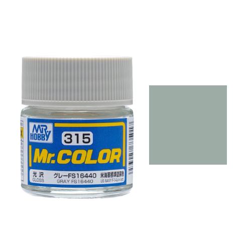 Mr. Hobby-Mr. Color-C315 Gray FS16440 Gloss (10ml)