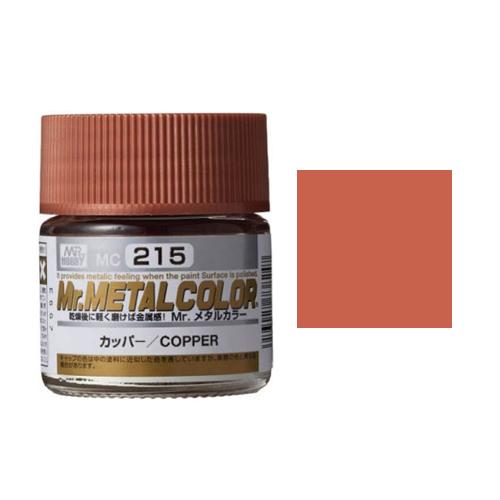 Mr. Hobby-Mr. Color-MC215 Copper (10ml)